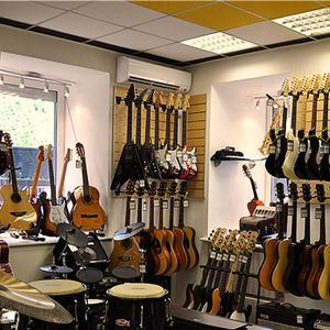 Музыкальные магазины Кардымово
