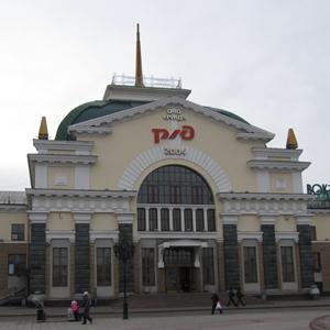 Железнодорожные вокзалы Кардымово